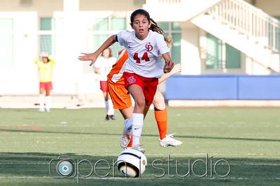 2014 Middle School Girls Soccer
