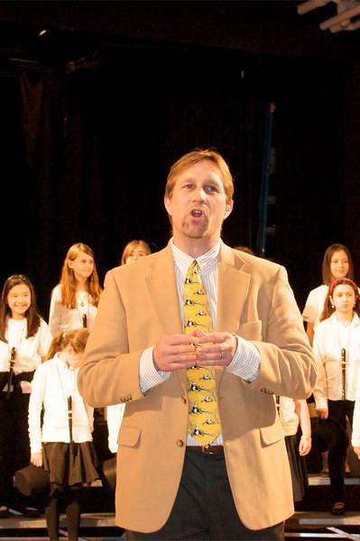 Hamlin School Middle School Concert