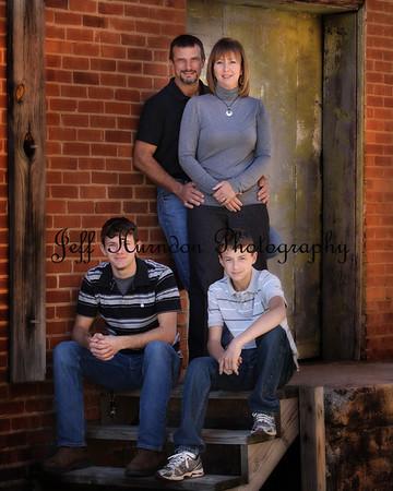 Chontos family