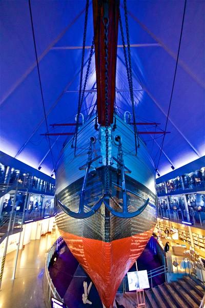 Polar Ship Fram