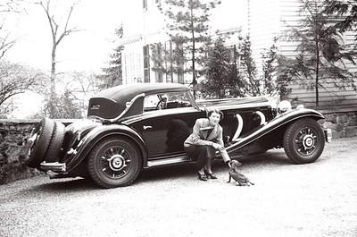 1934 Mercedes 500K Cabriolet A
