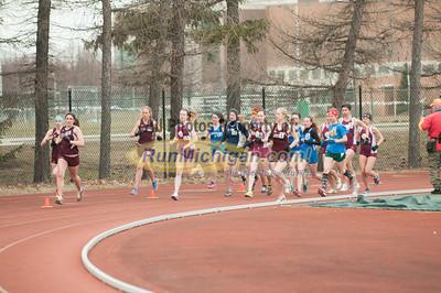 5K Women AM - 2013 MSU Spartan Invite