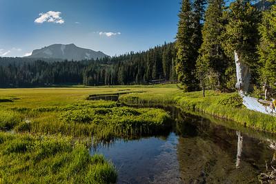 Mt Lassen National Park