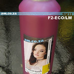 SKU: F2-ECO/LM, FastCOLOUR Premium Light-Magenta Colour 3Y Outdoor Rating ECO-Solvent Ink