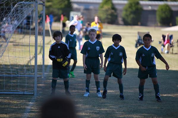 Dacula Soccer 10 16 10