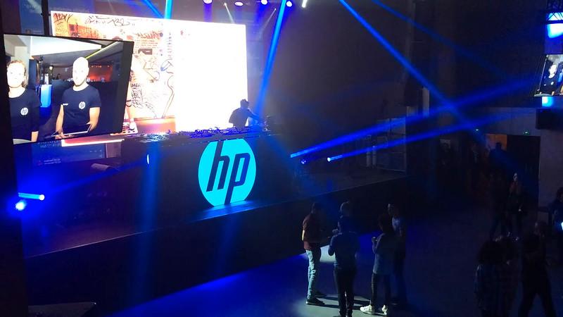 HP Lounge