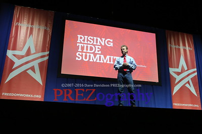 Rand Paul Rising Tide Summit 12-5-15