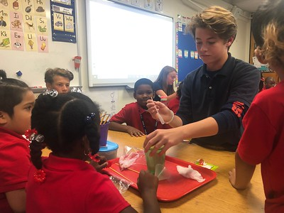 7th & 8th Grade Service Day