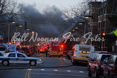 1-Brighton 4th alarm Bx 5336  2-12-2012