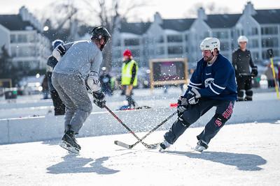 Maynards Pond Hockey 2108