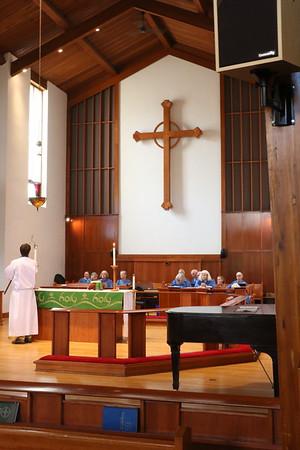 St Martin's Anglican Church, Ottawa - 15 September 2019