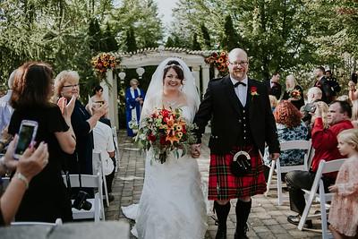 Lingerfelt Wedding