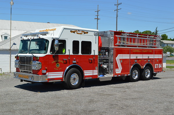 Company 8 - Union Bridge Fire Company