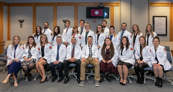 Short White Coat Ceremony 12-7-18