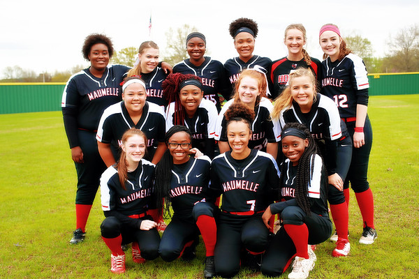 Maumelle High School Softball 2018