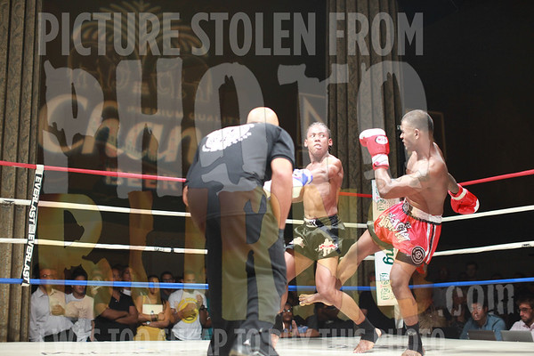 Friday Night Fights 8-17-12