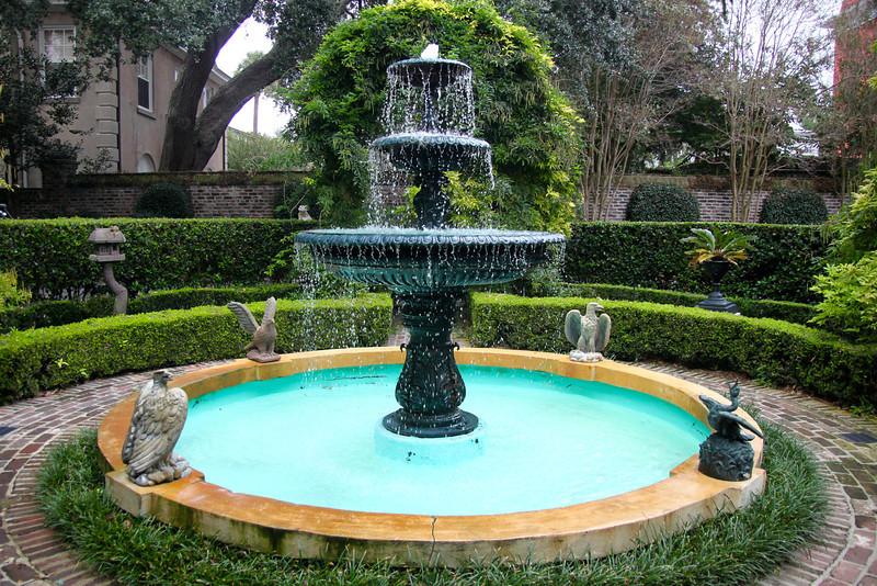 Fountain, Charleston South Carolina