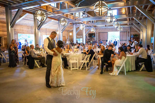 Monisha & Patrick Wedding 7.20.19 | Reception
