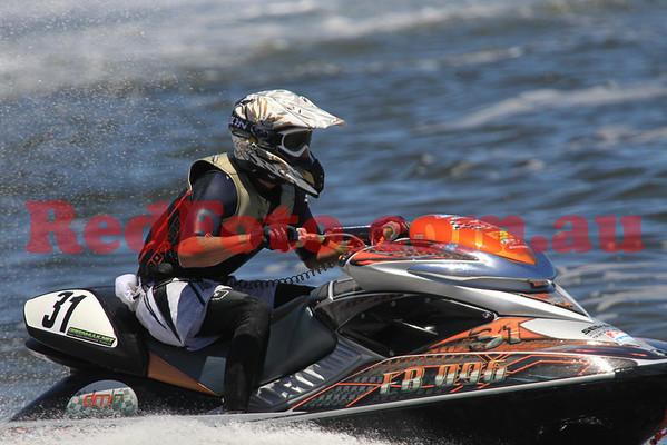 2014 02 02 Jet Sports Aussie Champs WA Runabout Open Pro Moto 3
