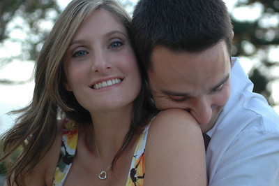 Candace and Adam's Engagement - Crescent Bay Park - Laguna Beach CA