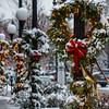 Snowy Wreaths
