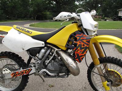 1997 Suzuki RMX250