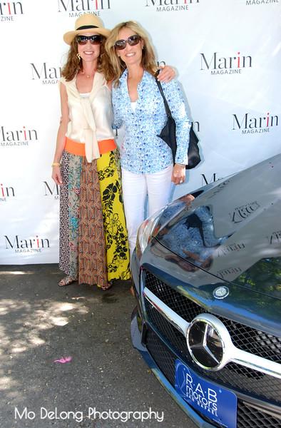 Amy Matthews and Susan Reinhart