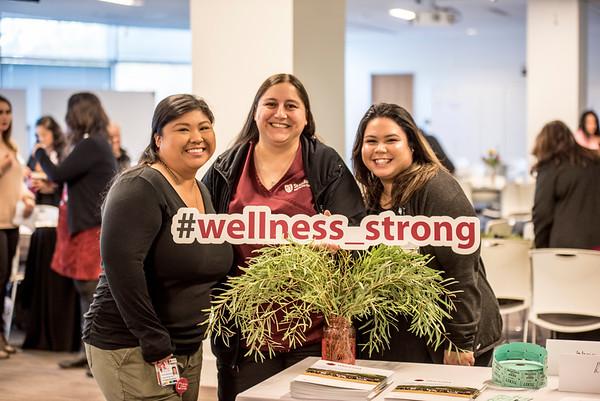 3rd ANNUAL WELLNESS AMBASSADOR RETREAT: WELLNESS STRONG