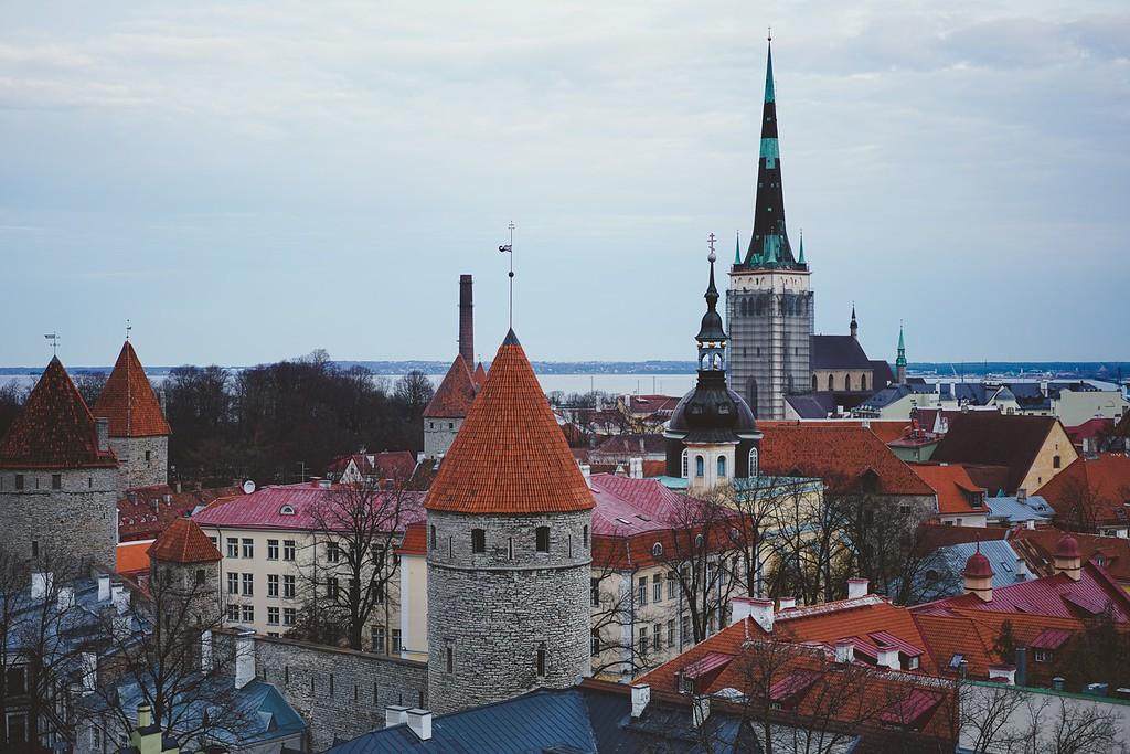 Teaching English Online While Traveling in Estonia