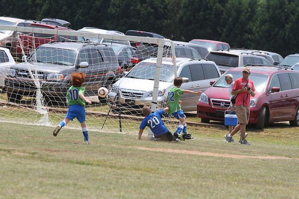 U10 Boys vs Orange Rapids 5-21-2011