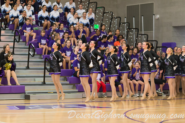 LWHS Dance Competition 2012