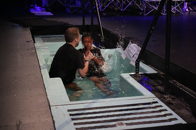2018-05-20 - 11am Baptism Service