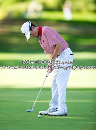 9/8/2014 - Varsity Golf - Milton s Needham