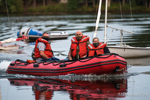 Sherborn, MA Farm Pond boat launch