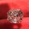 2.39ct Antique Asscher/Square Emerald Cut Diamond, GIA D/IF 20