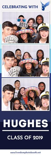 Hughes Grad Party 6.7.19