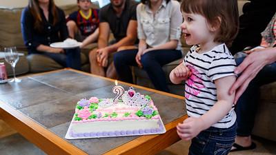 Vivienne's Second Birthday