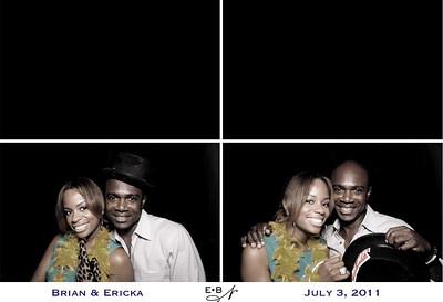 NYC 2011-07-03 Brian & Ericka