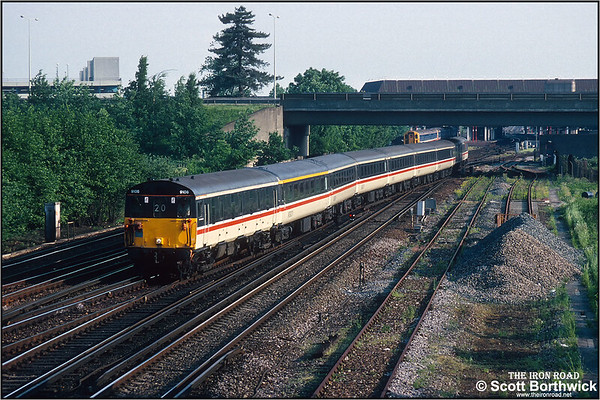 Class 489 Guards Luggage Van: All Images