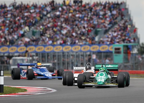 2015 Silverstone Classic