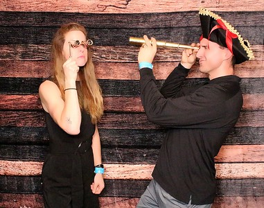 Search Ads Holiday Party - Pirate