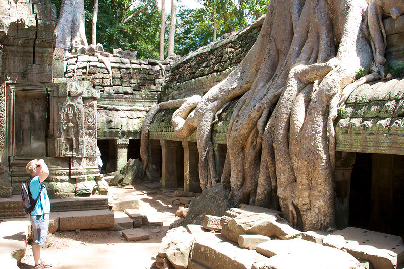 Temple Ta Phrom