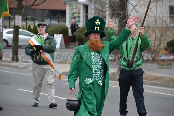 Glen Cove St. Patrick's Day Parade 2014