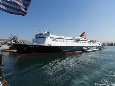 Piraeus Main Port 10 Sep 2018