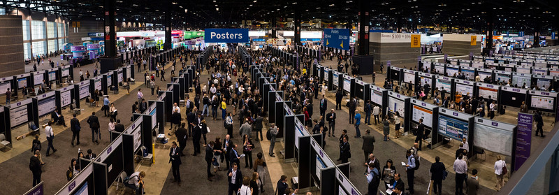 General views of Poster Sessions