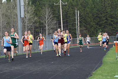 Manton Invite Girls 1600 Meter