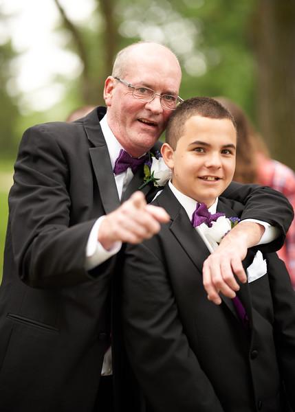 Blaine + Amanda Wedding