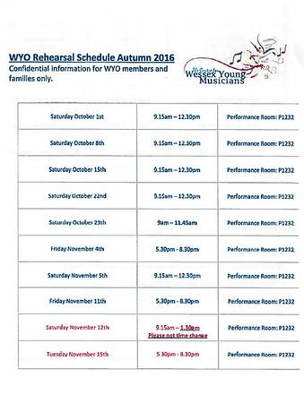 WYORehearsalSchedules