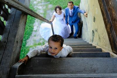 Nunta Patricia si Lucian( plus Matei)