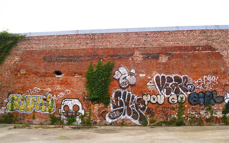 New Orleans Graffiti: Summer, 2010